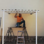Pergolas Design & Installation for Vedanta BMM   Silo n Sons General Services (PTY) Ltd