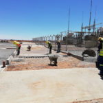 Gamsberg Mine - Cleaning of Construction site | Silo n Sons General Services (PTY) Ltd