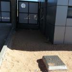 Gamsberg Mine - Installation of paving kerbs and manholes | Silo n Sons (PTY) Ltd